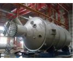 B265 Gr 2 Pure Titanium Generator Reactor For Paper And Pulping Industry