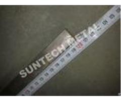 Explosin Bonded Sb265 Gr 1 Q235b Titanium Clad Strip For Electrolyation