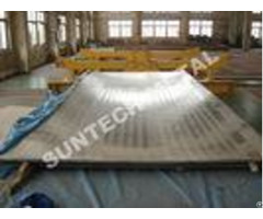 Austeninic Stainless Steel 316l 31603 516 Gr 70 Square Clad Plate For Column