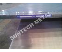 410s 516 Gr 70 Martensitic Clad Steel Plates For Columns