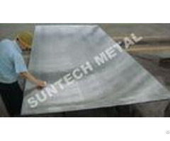 Stainless Steel Sa240 405 Sa516 Gr 60n Clad Plate For Oil Refinery