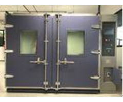 Komeg Programmable Walk In Modular Climatic Chamber For Large Components
