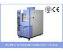 225l Simulation Temperature Humidity Environmental Test Chamber 6kw 300kg