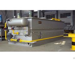 Flat Flow Dissolved Air Flotation For Water Clarification