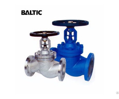 Astm A217 Wc6 Globe Valves