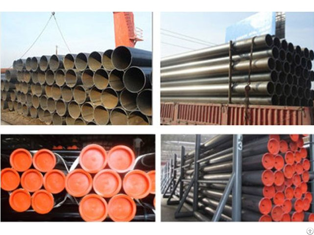 Influence For Galvanized Steel Pipe By Degree Of Agitation