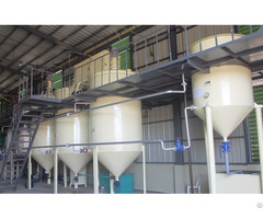 Batch Type Edible Oil Refinery Plant