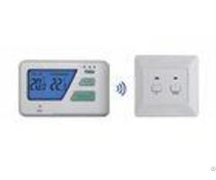 Multi Stage Wireless Digital Room Thermostat For Underfloor Heating