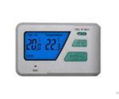 24v Programmable Digital Room Thermostat For Underfloor Heating