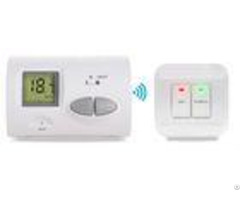 Non Programmable Hvac Thermostat Dc With Temperature Control