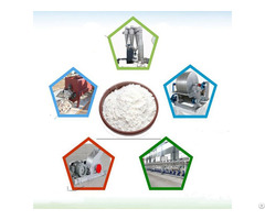 Cassava Starch Production Line Technology Support