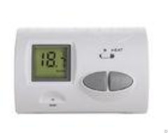 Air Conditioning Wired Room Thermostat With Temperature Control