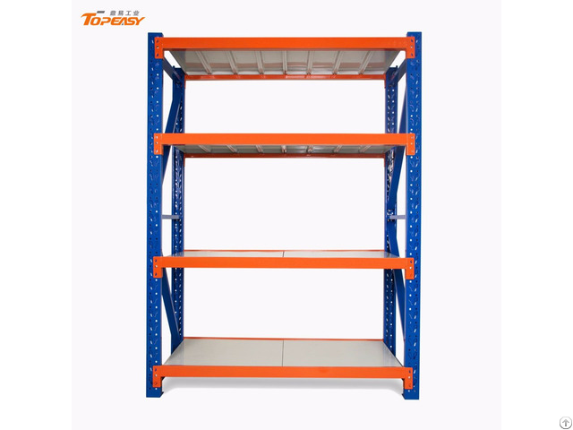 Warehouse Storage Metal Shelf Rack
