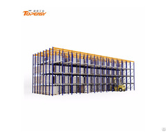 New Heavy Duty Steel Warehouse Drive In Pallet Rack