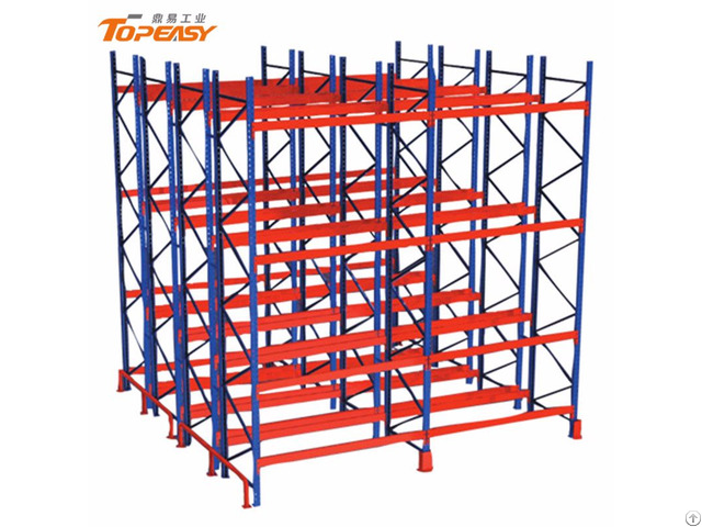 Warehouse Storage Double Deep Pallet Racking