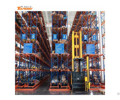 Heavy Duty Steel Van Shelving Racking