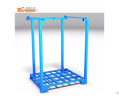 Stackable And Movable Half Storage Rack System