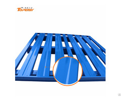 Food Grade Single Side Steel Euro Pallet Price