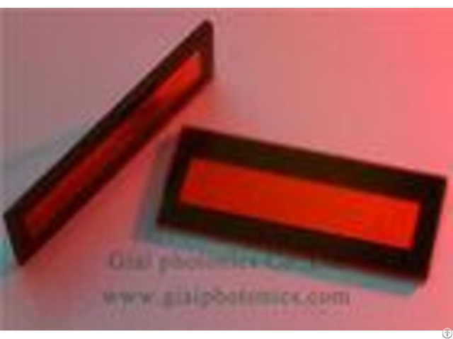 Custom Uncoated Square B270 Visible Windows Protective Optical Window Lenses