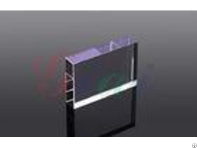 Bk7 Precision Optical Light Prism For Beam Rotator Orientation