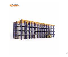 New Heavy Duty Steel Warehouse Drive In Pallet Rack