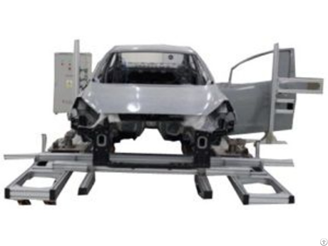 Four Door Two Cap Durable Test Stand
