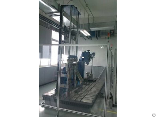 Anti Impact Test Bench For Automobile Steering