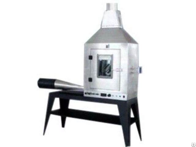 Thermal Radiation Flame Propagation Tester