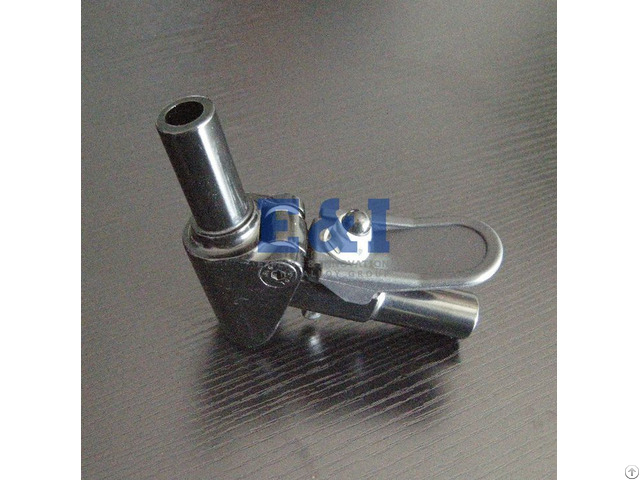 Complex Shaped Aluminum Forging Parts For Wheel Chair