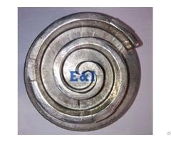 Aluminum Forging Orbiting Scroll