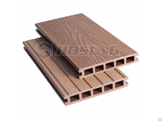 Wood Plastic Composite Decking Fw148k25c