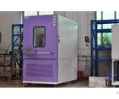 Water Chiller Cooling Temperature Cycling Chamber With Max Rate 20 Min