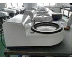 Multiple Usage Metallographic Grinding And Polishing Machine Single Wheel