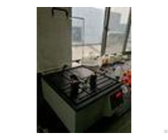 Variable Speed Metallographic Cutting Machine Manual Precision Cutter Oem Available
