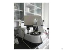 Full Automatic Metallurgical Sample Preparation Equipment 50 200 Rotating Speed