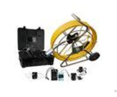 Stainless Steel Articulating Video Borescope With 120m Cable Meter Wps712dn