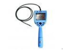 Professional Articulating Video Borescope Blue Color Cmos Mega Pixels E5