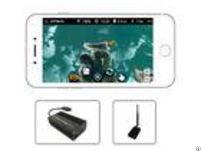 Style Devict Smartphone Control Autopilot For Rc Bait Boat With Gps Function