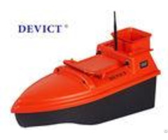 Fishing Devict Bait Boat Devc 102 Orange Remote Control 4 Class Wave Resistance