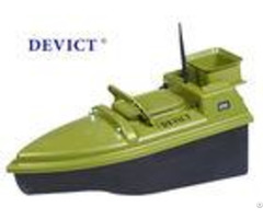 Green Rc Fishing Bait Boat Devc 104 7 4v 6a Lithium Battery Ac110 240v
