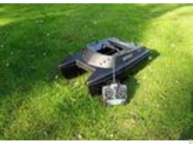 Black Carp Fishing Bait Boats Abs Engineering Plastic Radio Control