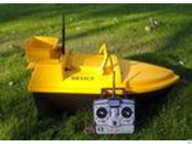 Rc Fishing Bait Boat Devc 103 Yellow Abs Plastic 11kg Carton Ac 110 240v