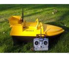 Rc Fishing Bait Boat Devc 103 Yellow Abs Plastic 11kg Carton Ac 110 240v