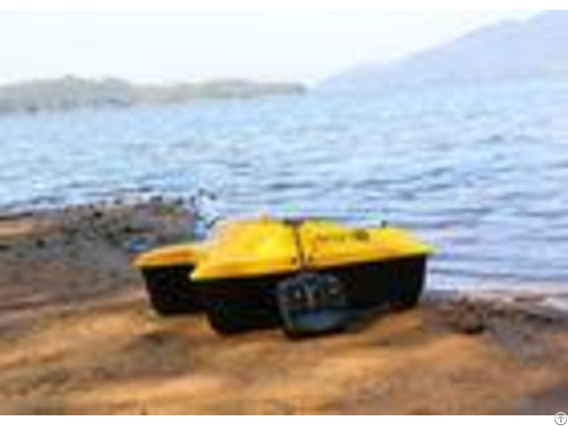 Yellow Brushless Motor For Bait Boat Devc 303 Fishing Tackle Rc Model
