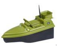 350m Remote Control Carp Fishing Bait Boat Gps Green Upper Hull Color