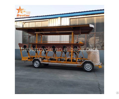 Wholesale 15 Person Electric Cargo For Sale With Motor Beer Bike