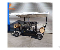 World Famous Tourist Resort Popular Use Mini Beer Bike For Sale