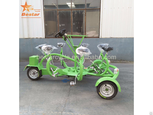 New Product 7 Seated Conference Bike For Sale
