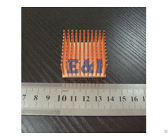 Iso Ts 16949 Copper Forging Heat Sink
