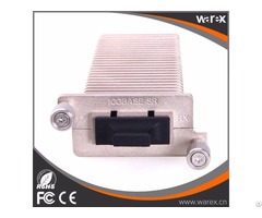 Excellent Brocade Compatible 10gbase Zr Xenpak 1550nm 80km Transceiver